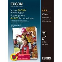 Бумага Epson A4 Value Glossy Photo Paper 20 л (C13S400035)