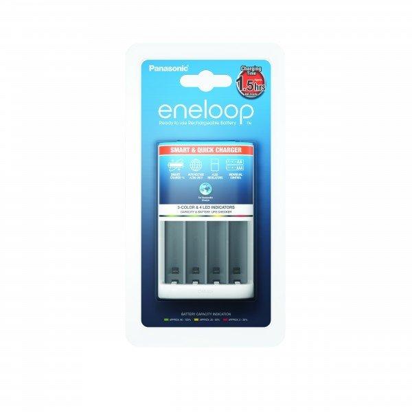 Купить Зарядное устройство Panasonic Smart-Quick Charger (BQ-CC55E)