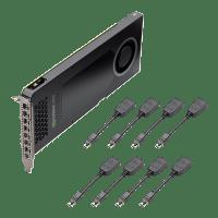 Відеокарта PNY NVIDIA Quadro NVS810 4GB DDR3 (VCNVS810DP-PB)