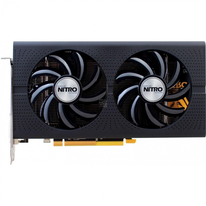 Видеокарта SAPPHIRE Radeon RX 460 4GB GDDR5 Nitro (11257-02-20G) фото 1