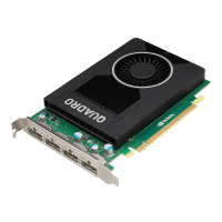 Відеокарта PNY NVIDIA Quadro M2000 4GB GDDR5 (VCQM2000-PB)