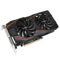 Відеокарта GIGABYTE Radeon RX 480 8GB DDR5 Windforce Metal Back Plate (GV-RX480WF2-8GD)