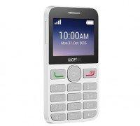 Мобильный телефон Alcatel 2008D White