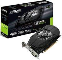 Видеокарта ASUS GeForce GTX 1050TI 4GB DDR5 (PH-GTX1050TI-4G)