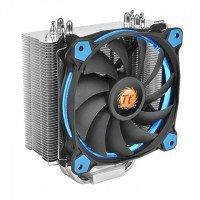 Система охолодження для процесора Thermaltake Riing Silent 12 Blue (CL-P022-AL12BU-A)