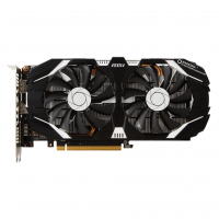 Видеокарта MSI GeForce GTX 1060 6GB GDDR5 OC V1 (GF_GTX_1060_6GT_OCV1)
