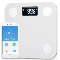 Розумні ваги YUNMAI Mini Smart Scale (White) білі