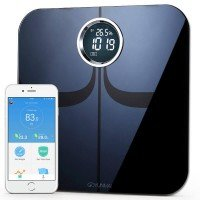 Умные весы YUNMAI Premium Smart Scale (Black) черные