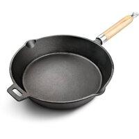 Сковорода Lamart чугунная 25,5см (LT1070)