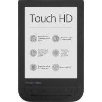 Электронная книга PocketBook 631 Touch HD Black