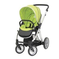 Прогулочная коляска BabyStyle Oyster Max Lime