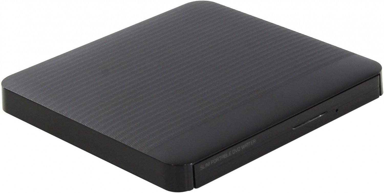 Внешний оптический привод Hitachi-LG DVD±R USB 2.0 (GP50NB41) Black фото