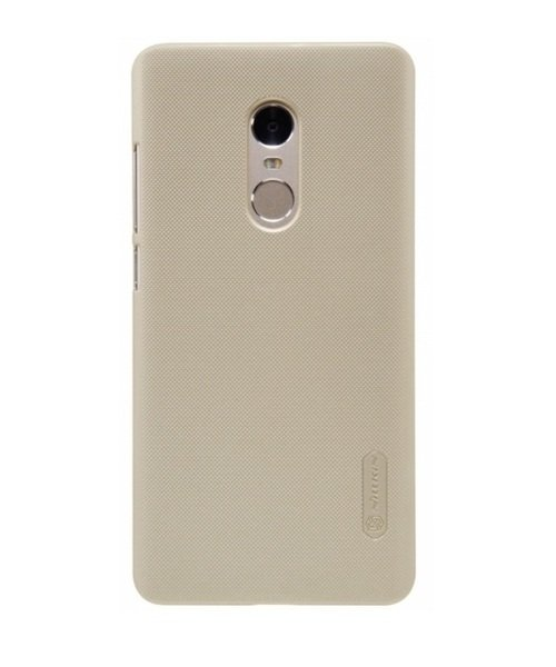 Чехол NILLKIN для Xiaomi Redmi Note 4 Super Frosted Shield Gold