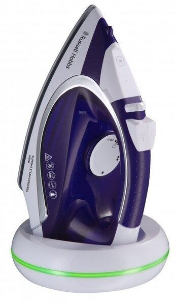 Утюг Russell Hobbs 23300-56 SUPREME STEAM CORDLESS фото 1
