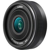 Объектив Panasonic Lumix G 14 mm f/2.5 ASPH II (H-H014AE-K)