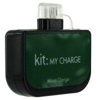 Портативный аккумулятор Kit My Charge Micro USB 600mAh