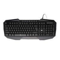 Игровая клавиатура 2E Ares KG 109 USB Black (2E-KG109UB)