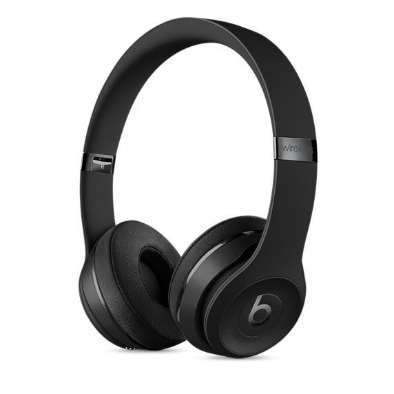 Купить Наушники Beats Solo3 Wireless Black (MP582ZM/A)