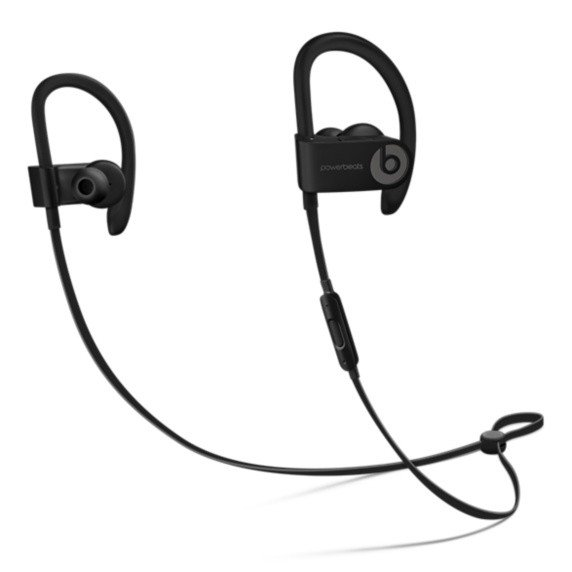 Купить Наушники Beats Powerbeats 3 Wireless Black (ML8V2ZM/A)