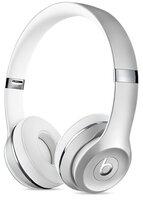 Наушники Bluetooth Beats Solo3 Wireless Silver (MNEQ2ZM/A)