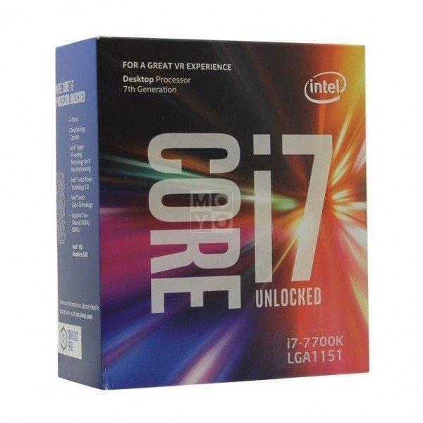 Купить Процессор Intel Core i7-7700K 4.2GHz/8GT/s/8MB (BX80677I77700K) s1151 BOX