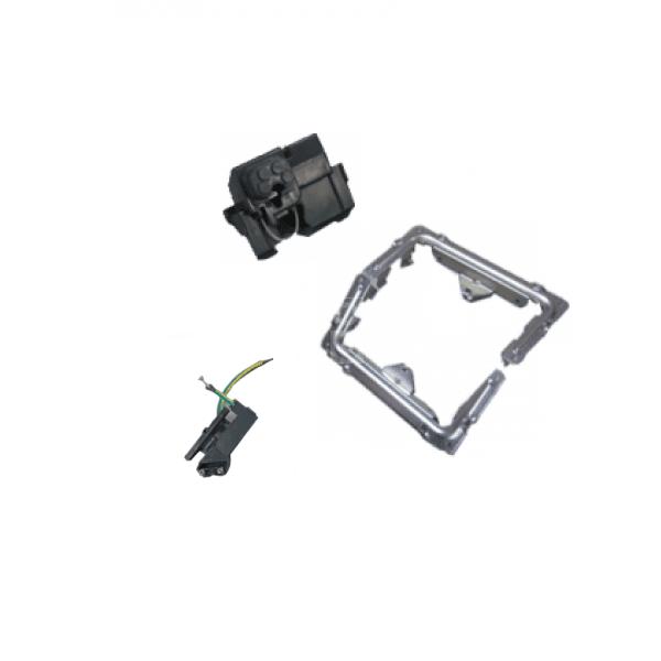 Купить Опции к пассивному сетевому оборудованию, Набор Legrand для монтажа люка 8 модулей