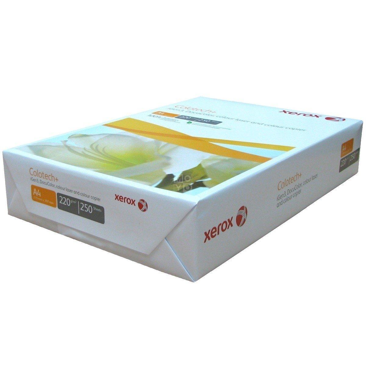 Бумага Xerox COLOTECH + (220) A4 250арк. AU (003R97971) фото