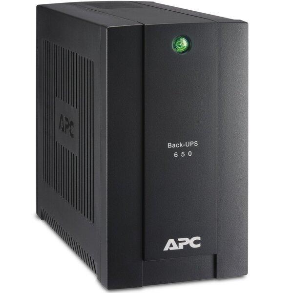 Купить ИБП APC Back-UPS 650VA, Schuko (BC650-RSX761)