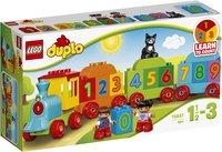 Конструктор LEGO DUPLO Поезд с цифрами (10847)