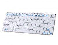 Клавиатура RAPOO Е6300 Bluetooth for iPad White (57676R)