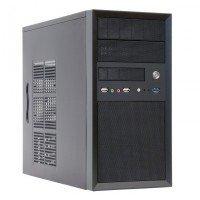 Корпус ПК CHIEFTEC Mesh CT-01B, з БП CHIEFTEC iArena GPA-450S8 450Вт чорний (CT-01B-450S8)
