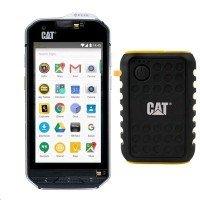 Смартфон Caterpillar CAT S60 Black + AT IP65 Rugged Power bank