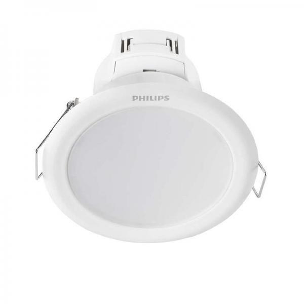 Купить Светильник точечный встраиваемый Philips 66020 LED 3.5W 2700K White, PHILIPS LFD