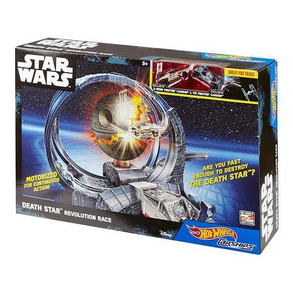 Игровой набор Hot Wheels Разгром Звезды Смерти серии Star Wars (DHH82) фото  1 45c7129b00876
