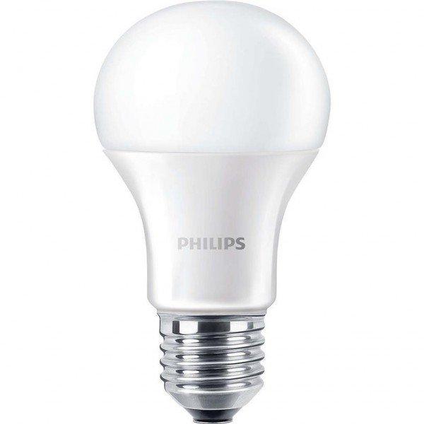 Лампа светодиодная Philips LED Bulb E27 10-75W 230V 4000K  A60/PF CorePro от MOYO