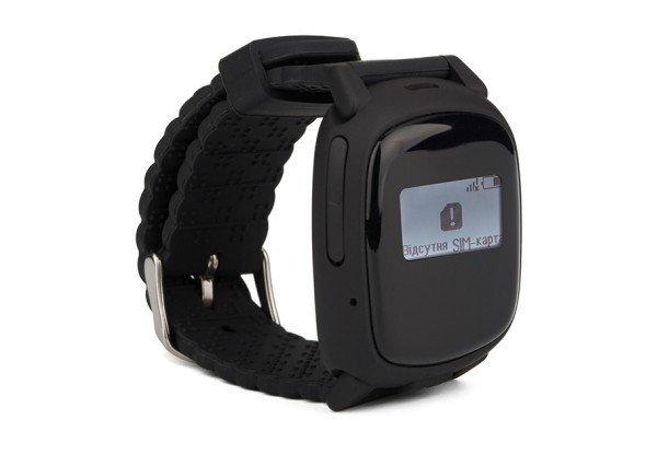 ≡ Смарт-годинник для дітей Nomi Watch W1 Чорний – купити в Києві ... 970aefd139777