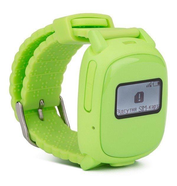 ≡ Смарт-годинник для дітей Nomi Watch W1 Зелений – купити в Києві ... 2149390c833ac