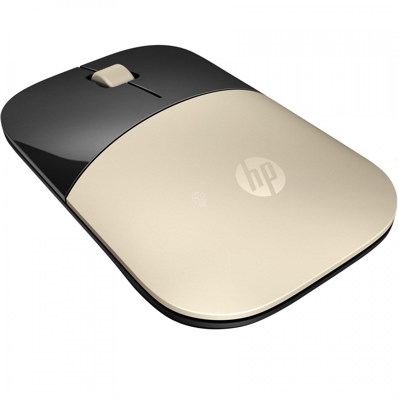 Мышь HP Z3700 WL Gold (X7Q43AA) фото