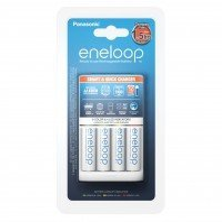 Зарядное устройство Panasonic Smart-Quick Charger+Eneloop 4AA 1900 mAh NI-MH(K-KJ55MCC40E)