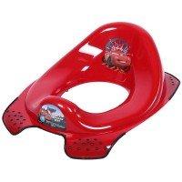 Детская накладка на унитаз Prima-Baby Cars красная (0013.18)