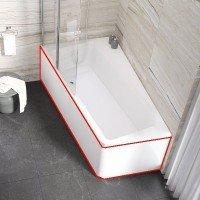 Панель для ванны Ravak 10° 170 L фронтальна (CZ81100A00)