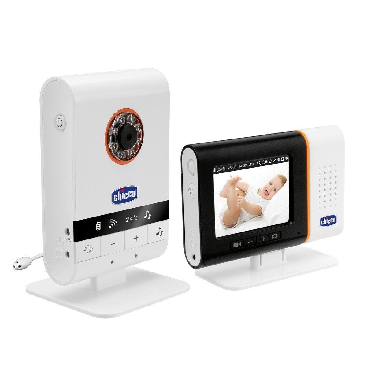 Видеоняня Chicco Baby monitor top digital video (02567.10) фото 1