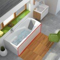 Панель для ванны Ravak YOU 175 фронтальная (CZ021W0A00)