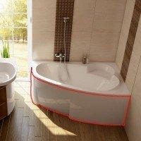 Панель для ванны Ravak ASYMMETRIC 160 R с креплением (CZ47100000)