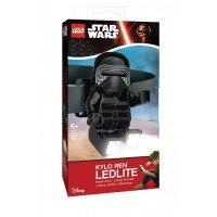 Брелок-фонарик LEGO Star Wars Кайло Рен (LGL-HE16)