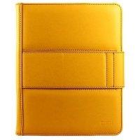 Чехол SB для планшета iPad mini Light Folder Кожа нубук (Orange)