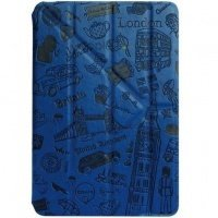 Чехол Ozaki для планшета iPad mini O!coat Travel London