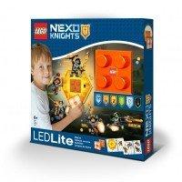 Светодиоидный ночник Nexo Knights (LGL-NI7)