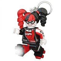 Брелок-фонарик LEGO Харли Квинн (LGL-KE107)