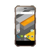 Смартфон Sigma X-treme PQ24 Black/Orange